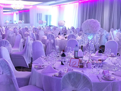 Amiens wedding and corporate receptions