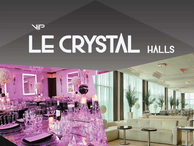 Le Crystal Reception Halls